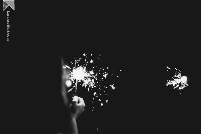 010_karen seifert texas sparklers exit wedding austin